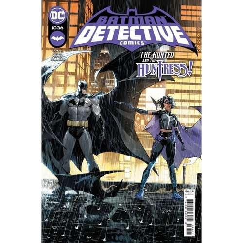 DETECTIVE COMICS #1036 CVR A DAN MORA