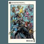 BATMAN FORTNITE ZERO POINT #2 (OF 6) CVR B ART ADAMS CARD STOCK