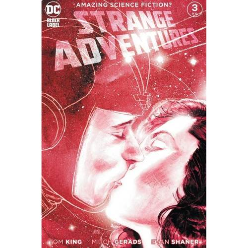 STRANGE ADVENTURES #3 (OF 12) (MR) Second printing