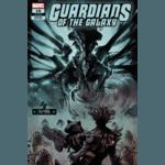 GUARDIANS OF THE GALAXY #10 LARRAZ MARVEL VS ALIEN VAR KIB