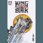 KING IN BLACK #3 (OF 5) BEDERMAN TATTOO VAR