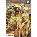 AVENGERS #41 WEAVER CONNECTING VAR