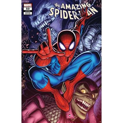 AMAZING SPIDER-MAN #50 ADAMS VAR LAST