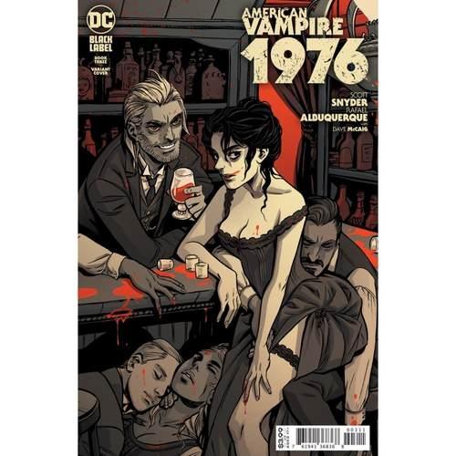 AMERICAN VAMPIRE 1976 #3 (OF 9) CVR B VAR (MR)