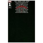 KING IN BLACK #1 (OF 5) BLACK BLANK VAR