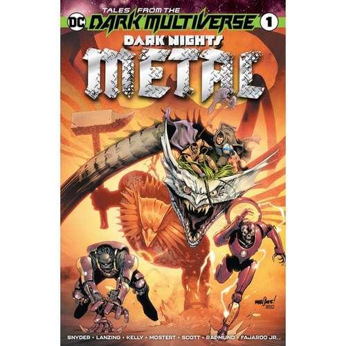 TALES FROM THE DARK MULTIVERSE DARK NIGHTS METAL #1 (ONE SHOT)