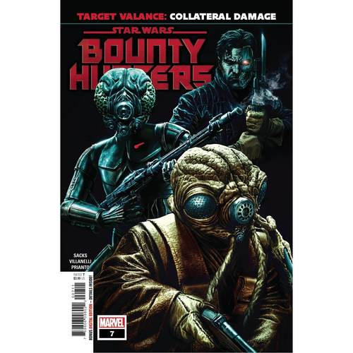 STAR WARS BOUNTY HUNTERS #7