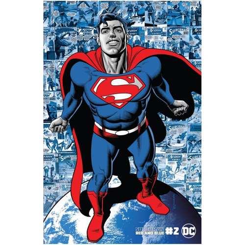 SUPERMAN RED & BLUE #2 (OF 6) CVR B BRIAN BOLLAND VAR