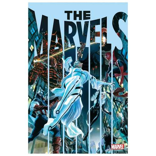 THE MARVELS #4