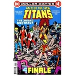 DOLLAR COMICS TALES OF THE TEEN TITANS ANNUAL 3