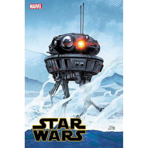 STAR WARS 1 SPROUSE EMPIRE STRIKES BACK VAR