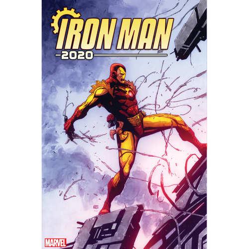 IRON MAN 2020 #1 - KHOI PHAM VARIANT