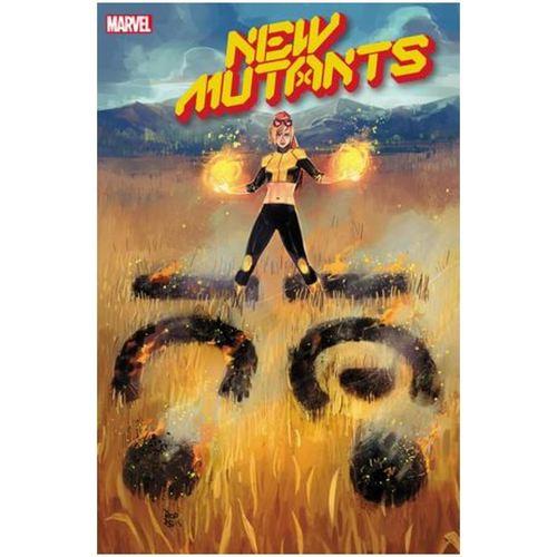 NEW MUTANTS 4 DX