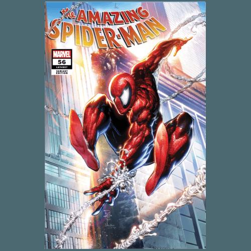 AMAZING SPIDER-MAN #56 TAN VAR