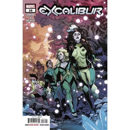 EXCALIBUR #16