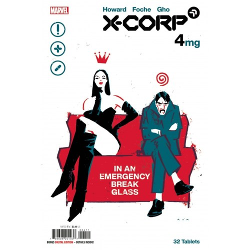 X-CORP #4
