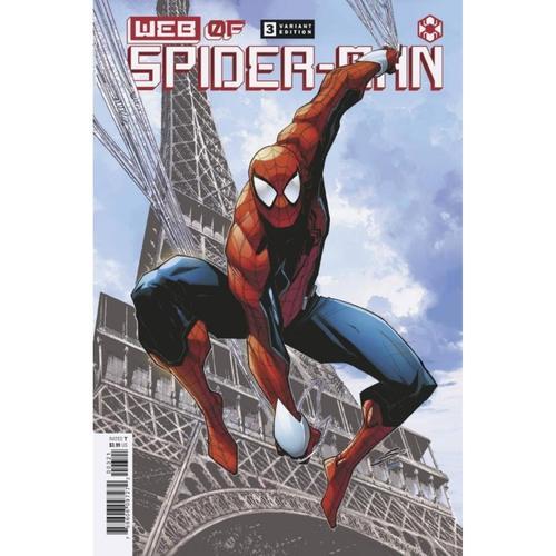 WEB OF SPIDER-MAN #3 (OF 5) SANDOVAL VAR