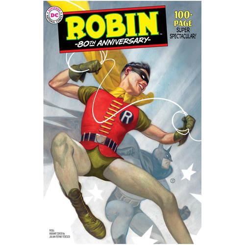 ROBIN 80TH ANNIV 100 PAGE SUPER SPECT 1 1950S JT TEDESCO VA