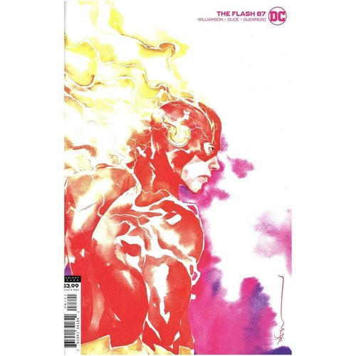 FLASH 87 DUSTIN NGUYEN VARIANT