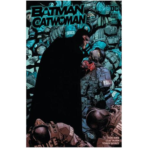 BATMAN CATWOMAN #7 (OF 12) CVR A CLAY MANN (MR)