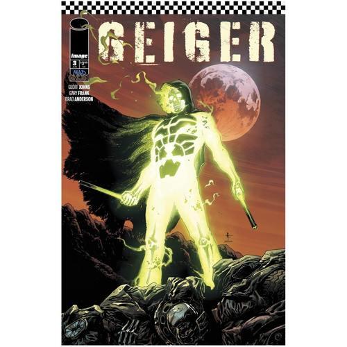 GEIGER #3 CVR D FRANK