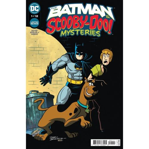 BATMAN & SCOOBY-DOO MYSTERIES 1 OF 12