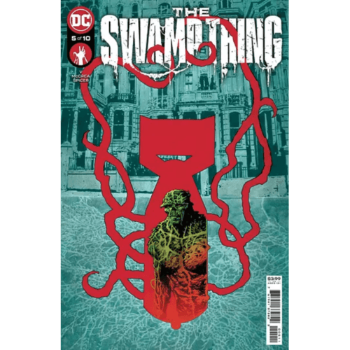 SWAMP THING #5 (OF 10) CVR A MIKE PERKINS