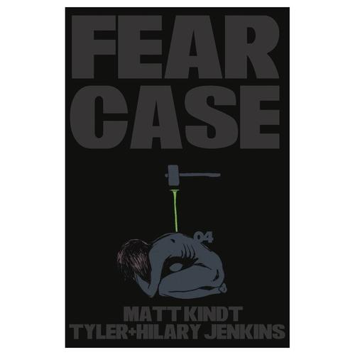 FEAR CASE #4 (OF 4) CVR A JENKINS