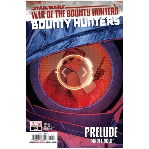 STAR WARS BOUNTY HUNTERS #12