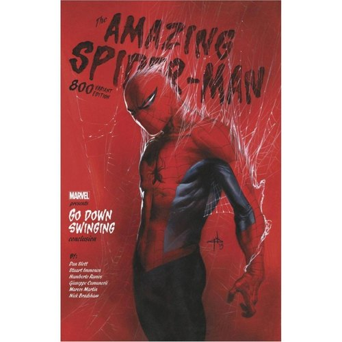AMAZING SPIDER-MAN #800 Dell'Otto 1:25 Variant