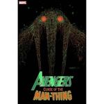 AVENGERS CURSE MAN-THING #1 2ND PTG GLEASON WEBHEAD VAR