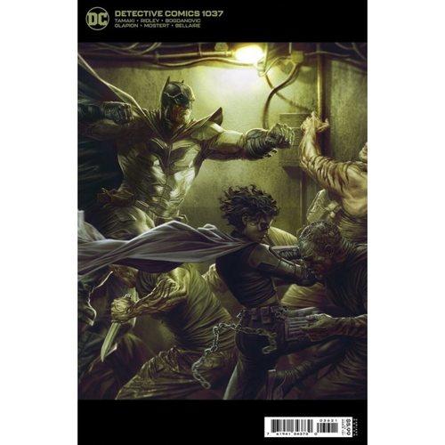 DETECTIVE COMICS #1037 CVR B LEE BERMEJO CARD STOCK VAR