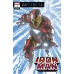 IRON MAN ANNUAL #1 CHAREST VAR (RES)