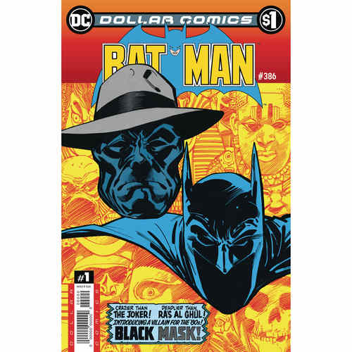 DOLLAR COMICS BATMAN 386