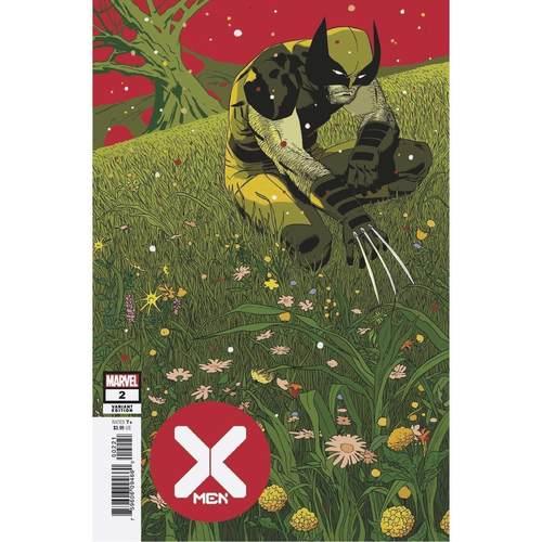 X-MEN 2 - MARTIN VARIANT