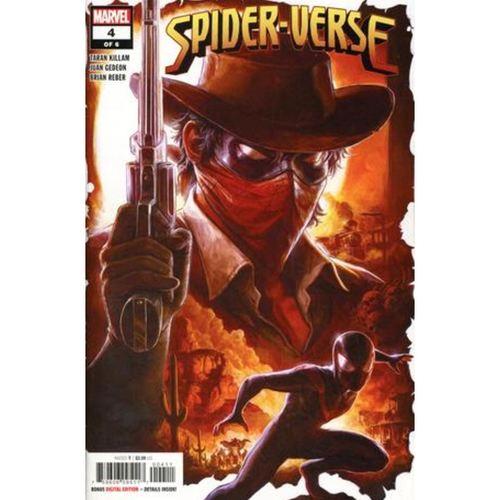 SPIDER-VERSE 4 OF 6