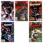 BATMAN 626 - 630 5 PART STORY