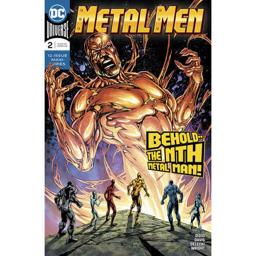 METAL MEN 2 OF 12