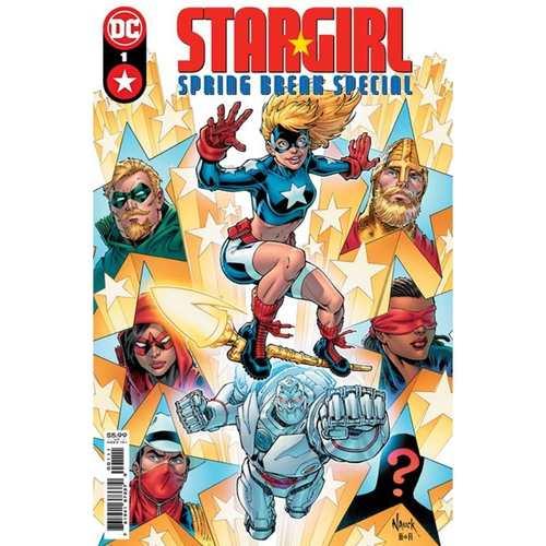 STARGIRL SPRING BREAK SPECIAL #1 (ONE SHOT) CVR A TODD NAUCK