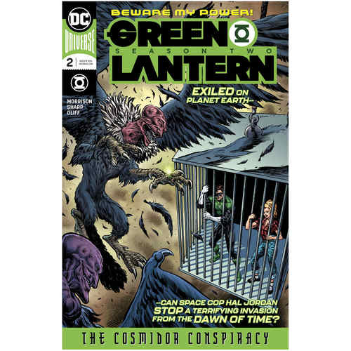 GREEN LANTERN SEASON 2 2 OF 12