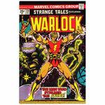 STRANGE TALES FEATURING WARLOCK 178 KEY ISSUE