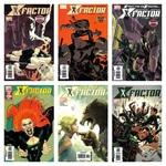X-FACTOR #1 - #7