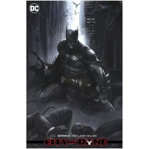 BATMAN 85 CARD STOCK VAR ED