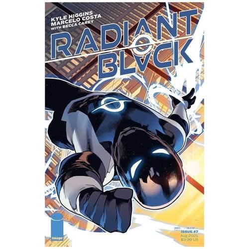 RADIANT BLACK #7 CVR B WATANABE