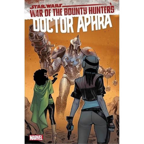 STAR WARS DOCTOR APHRA #11 WOBH