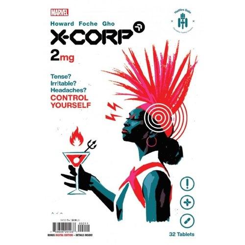 X-CORP #2 GALA