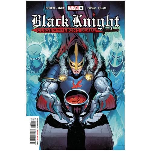 BLACK KNIGHT CURSE EBONY BLADE #4 (OF 5)