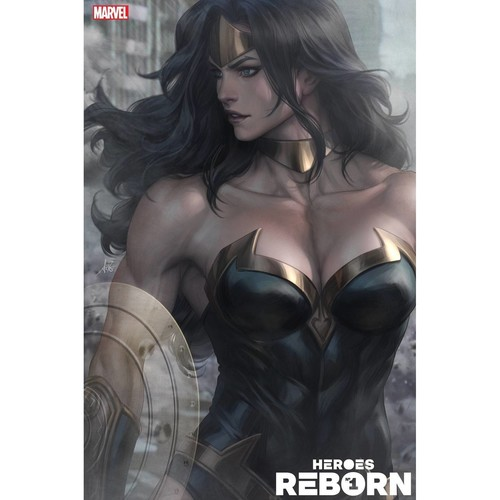 HEROES REBORN #1 (OF 7) ARTGERM VAR