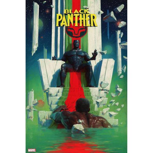 BLACK PANTHER #25 SPRATT VAR