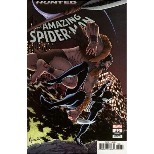 AMAZING SPIDER-MAN #22 KUDER VARIANT